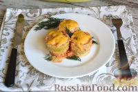Фото к рецепту: Фаршированные кабачки c мясом (в мультиварке)