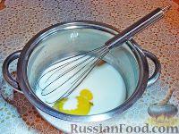 Фото приготовления рецепта: Вареники с черешней (на заварном тесте) - шаг №2