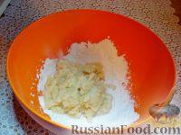 Фото приготовления рецепта: Вареники с черешней (на заварном тесте) - шаг №5