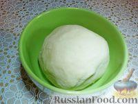 Фото приготовления рецепта: Вареники с черешней (на заварном тесте) - шаг №6