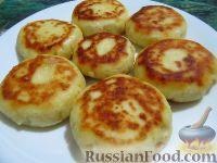 Фото к рецепту: Сырники на завтрак