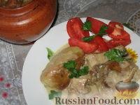 Фото к рецепту: Жаркое Полесье