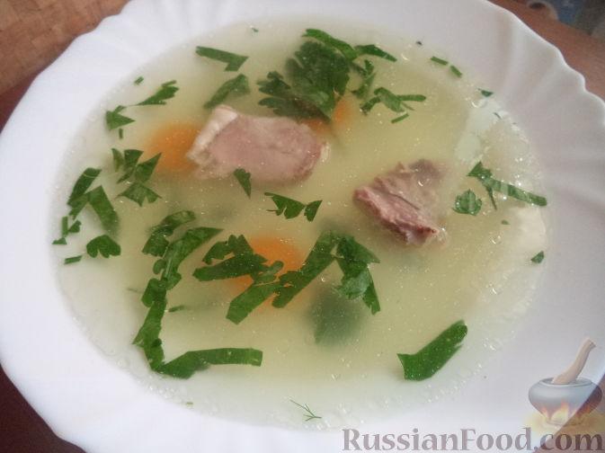 Суп из индейки — 14 рецептов с фото пошагово. Как приготовить ... | 504x673