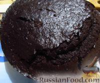 Фото приготовления рецепта: Большой праздничный торт - шаг №6