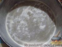 Фото приготовления рецепта: Большой праздничный торт - шаг №7