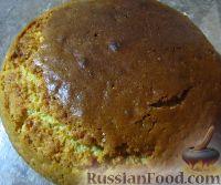 Фото приготовления рецепта: Большой праздничный торт - шаг №9