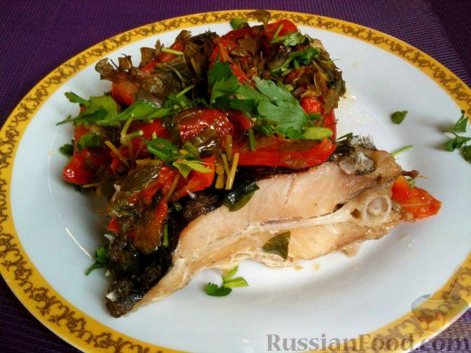 Блюда из камбалы рецепты в духовке