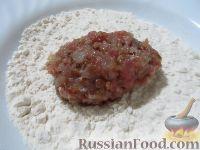 Фото приготовления рецепта: Украинские гречаники - шаг №4
