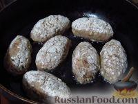 Фото приготовления рецепта: Украинские гречаники - шаг №5