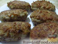 Фото приготовления рецепта: Украинские гречаники - шаг №6