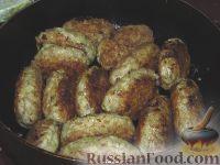Фото приготовления рецепта: Украинские гречаники - шаг №8