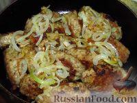 Фото приготовления рецепта: Украинские гречаники - шаг №9