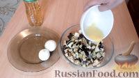 """Фото приготовления рецепта: Жареные баклажаны """"Как грибы"""" - шаг №4"""