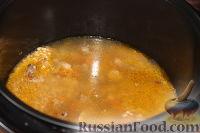 Фото приготовления рецепта: Перловая каша с мясом и овощами (в мультиварке) - шаг №9