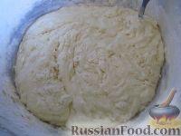 """Фото приготовления рецепта: Классический торт """"Птичье молоко"""" - шаг №3"""
