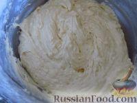 """Фото приготовления рецепта: Классический торт """"Птичье молоко"""" - шаг №4"""