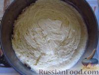 """Фото приготовления рецепта: Классический торт """"Птичье молоко"""" - шаг №5"""