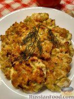 Фото к рецепту: Рубленые куриные котлеты с манкой