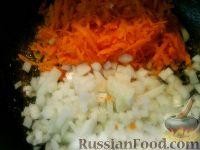 Овощная поджарка - рецепт пошаговый с фото
