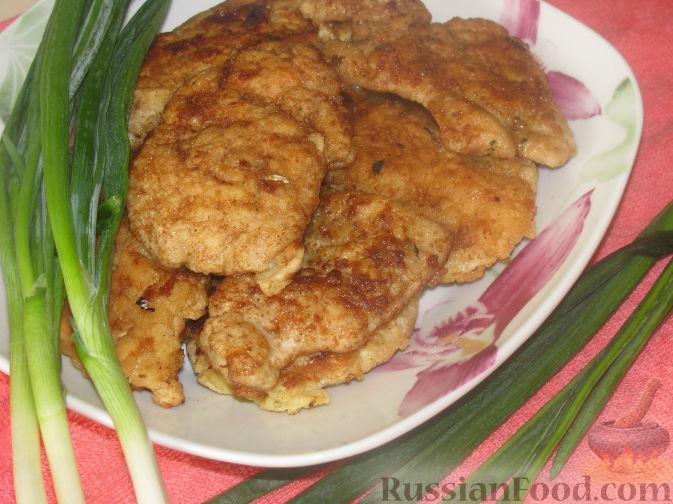 Курица с ананасами в духовке запеченная с картошкой и