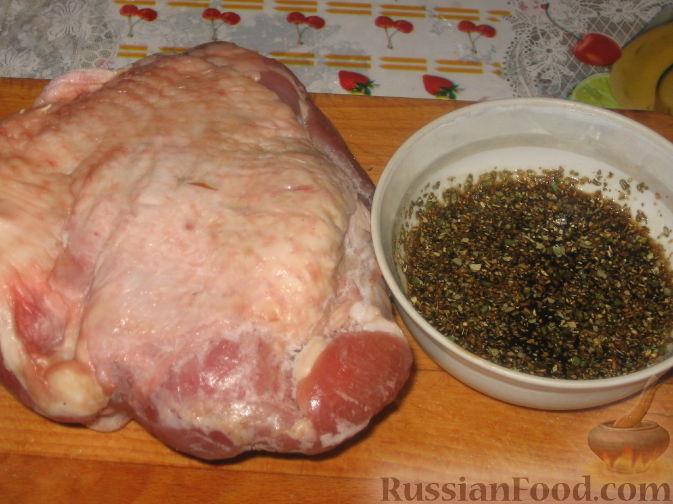 Бедро индейки запечь рецепт пошагово