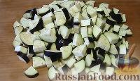 """Фото приготовления рецепта: Закуска из баклажанов """"Грибочки"""" - шаг №2"""