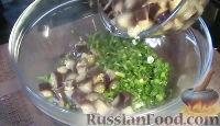"""Фото приготовления рецепта: Закуска из баклажанов """"Грибочки"""" - шаг №7"""