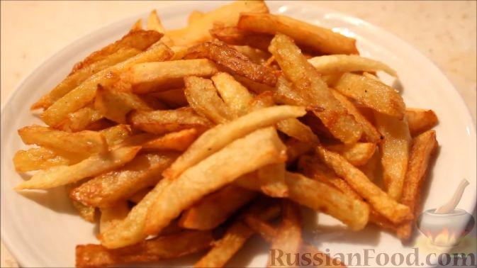 Картофель фри в домашних условиях - пошаговый рецепт 37
