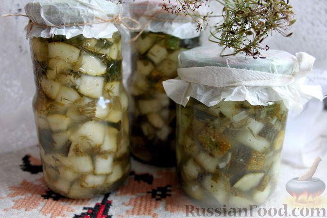 рецепт закуска из кабачков как грузди