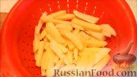 Фото приготовления рецепта: Картофель фри в домашних условиях - шаг №2