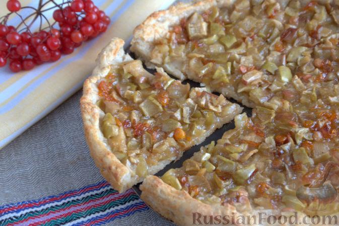 Пироги с калиной рецепт