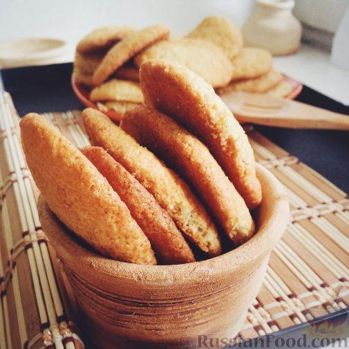 домашнее печенье рецепт на скорую руку