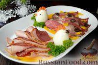 Вкусные новогодние закуски