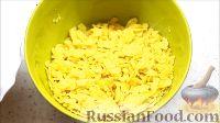 Хрустящая морковь в панировке из овсяных хлопьев на сковороде - рецепт пошаговый с фото
