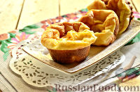 Фото к рецепту: Йоркширский пудинг