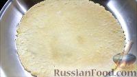 Фото приготовления рецепта: Быстрый торт на сковороде, с заварным кремом - шаг №7