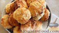 Фото к рецепту: Яблочное печенье