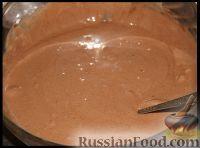 """Фото приготовления рецепта: Пирог """"Зебра"""". Мой самый любимый! - шаг №6"""
