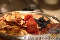 Фото к рецепту: Компот из сухофруктов и тыквы