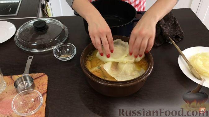 Бедра в рукаве в духовке рецепт пошагово
