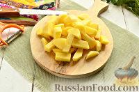 Фото приготовления рецепта: Суп крестьянский - шаг №3