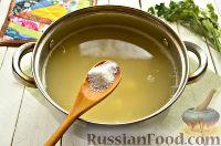 Фото приготовления рецепта: Суп крестьянский - шаг №5