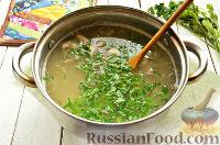 Фото приготовления рецепта: Суп крестьянский - шаг №7