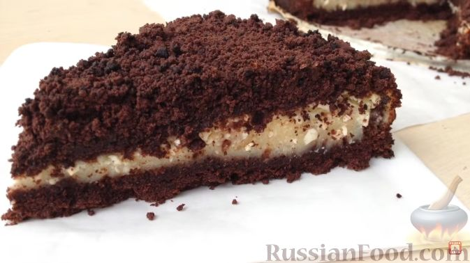 рецепт шоколадный творожный rtrc