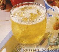 Фото к рецепту: Лимонад с ананасовым соком