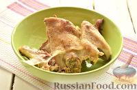Фото приготовления рецепта: Чихиртма (куриный суп по-грузински) - шаг №2