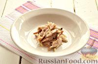 Фото приготовления рецепта: Чихиртма (куриный суп по-грузински) - шаг №9