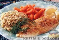 Фото к рецепту: Рыба, быстро запеченная в духовке