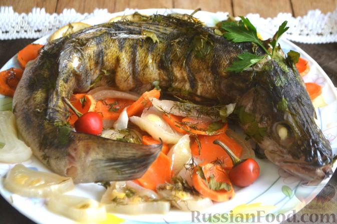 Как приготовить рыбу судак в духовке