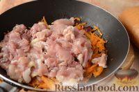 Фото приготовления рецепта: Горячие бутерброды «Лодочки» - шаг №3